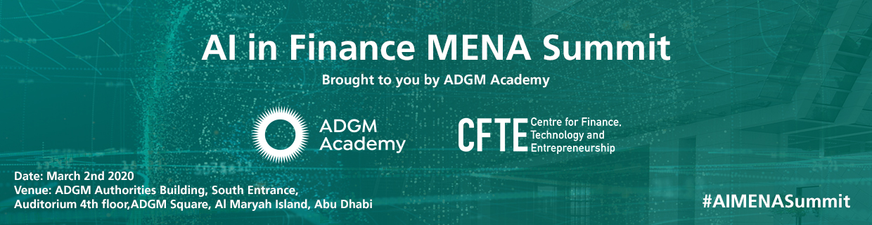 Event: AI in Finance MENA Summit