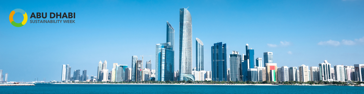 Event: Abu Dhabi Sustainability Week