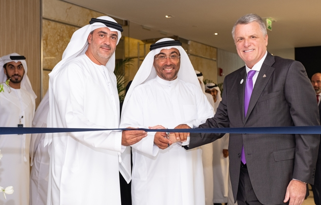 ADCB Becomes the First Local Bank to Operate in ADGM