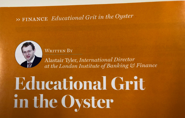 ADGM Academy Featured in International Banker Magazine